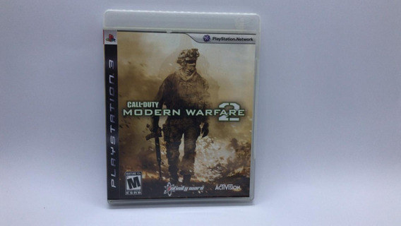 Call Of Duty Modern Warfare 2 - Cd Original - Ps3