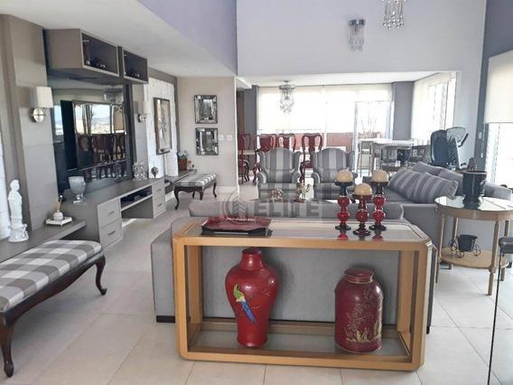 Cobertura Com 3 Dormitórios À Venda, 558 M² Por R$ 5.949.000,90 - Jardim - Santo André/sp - Co1461