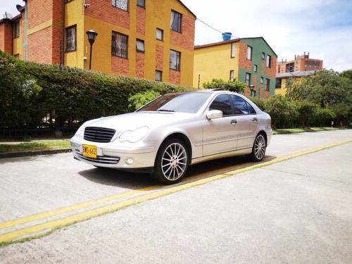 Mercedes-benz Clase C 180 Kompressor M/t
