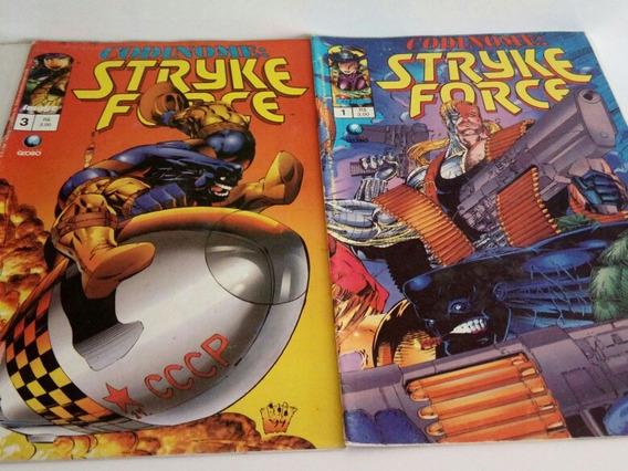 Codinome: Stryke Force