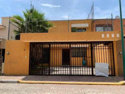 Venta De Casa En Fraccionamiento Paseos De Cholula San Andres