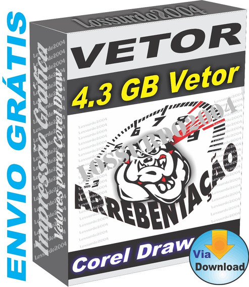 Vetor Carros Placas Cartoons Tuning Logo Plotter Corel Draw