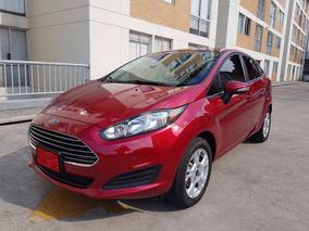Ford Fiesta Se Aut Seminuevo Factura Original