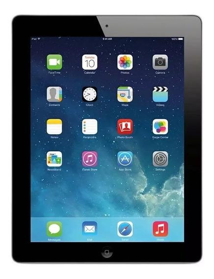 iPad 4 Apple 4 A1459 16gb Wifi - Nfe-pronta Entrega+brinde.