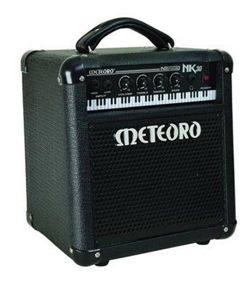 Amplificador Meteoro Cubo Nitrous Nk 30 P/ Teclado Nk30