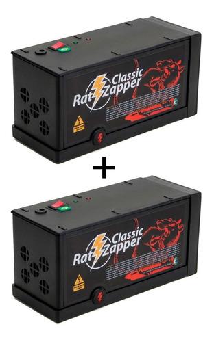 2 Ratoeiras Elétricas Ratzapper Classic Frete Grátis