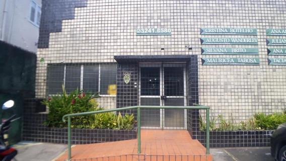 Sala Para Alugar, 37 M² Por R$ 1.531,00/mês - Aflitos - Recife/pe - Sa0251