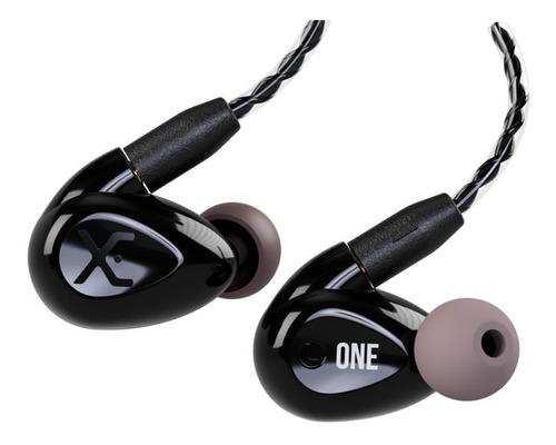 Fone In-ear Preto 2 Microdriver 119db Xtreme Ears One