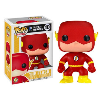 Funko Pop Heroes #10 The Flash Nortoys