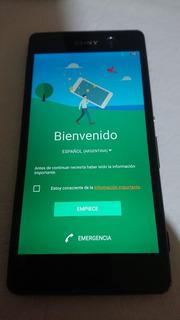 Sony Xperia M5 E5606 Negro Como Nuevo