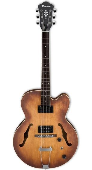 Guitarra Ibanez Semi Acústica Af55 Abf Original
