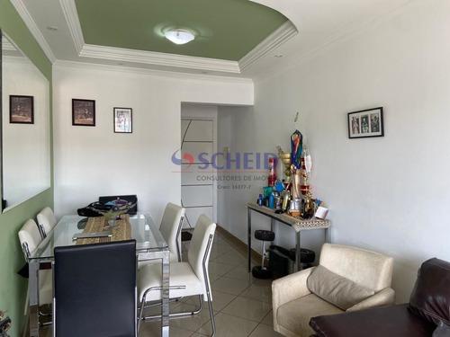 Apartamento A Venda Em Interlagos - 3 Dormitórios - Mr74148