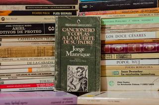 Cancionero Y Coplas A La Muerte De Su Padre, Manrique **