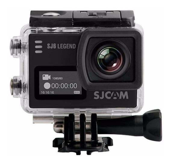 Câmera Sjcam Sj6 Legend + Cartão 64 Gb