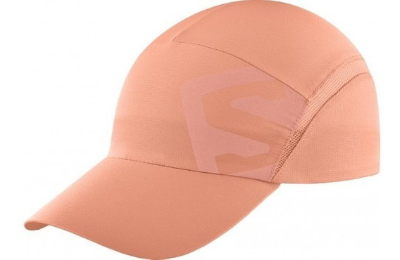 Gorra Salomon Xa Cap Papaya Trail Running