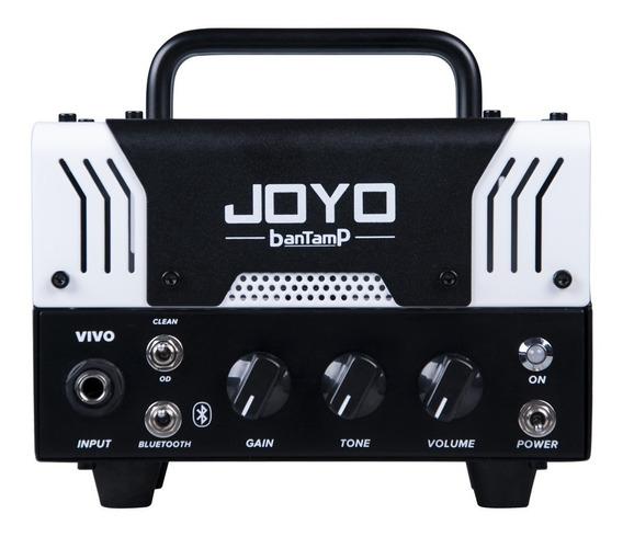 Amplificador Pré Valvulado Joyo 20w Bantamp Vivo