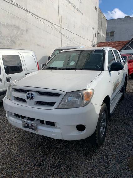 Toyota Hilux 4x2 Cd Dx 2.5 Td