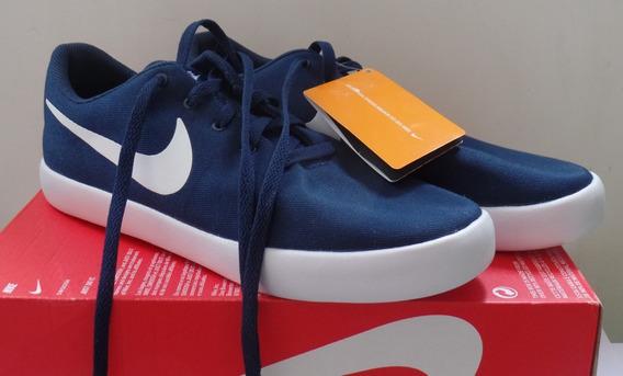 Tênis Nike Essentialist Canvas Azul Marinho 11,5 Original
