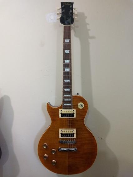Guitarra Vintage V100 Afd Left Handed Canhoto