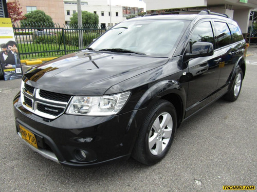 Dodge Journey Sxt Tp 3600cc Aa 7p 4x2