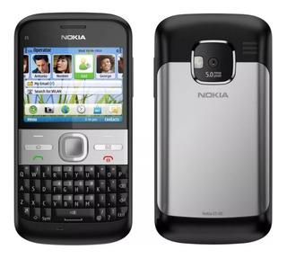 Nokia E5 Usado 3g Wifi Gps 5 Mega Pixels