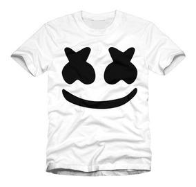 Playera Camisa Marshmello Dj Niño Hombre Mujer