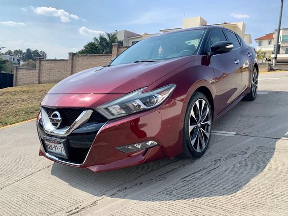 Nissan Maxima Sr 2016 Sedan Deportivo Nueva Linea