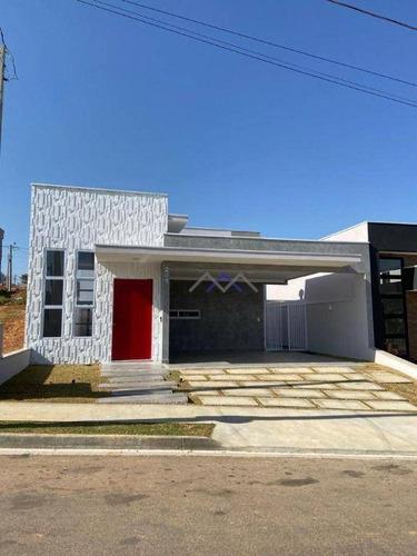 Imagem 1 de 30 de Casa Com 3 Dormitórios À Venda, 163 M² Por R$ 1.250.000,00 - Jardim Ermida I - Jundiaí/sp - Ca1154