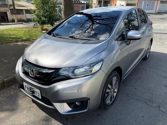 Honda Fit Ex Automático 1.5 Flex Cvt 16v 5p