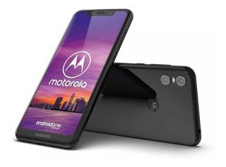 Celular Motorola Moto One Lite