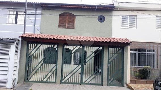 Sobrado Lindo Todo Reformado Na Melhor Localização Da Vila Constança!!! Em Rua Super Tranquila!!! - 170-im319167