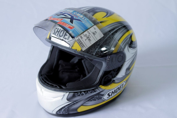 Capacete Shoei Rfx Lance Tc-3 59large, Importado Do Japão