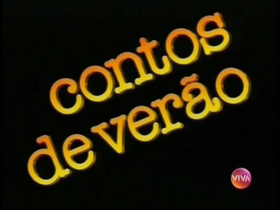 Dvd Minissérie Contos De Verão Em 05 Dvd