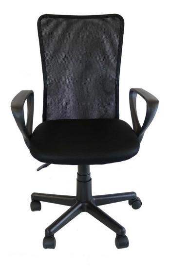 Cadeira Giratória Super Resistente Giratória Secretaria Atendimento