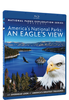 Blu-ray : - Americas National Parks: An Eagles View...