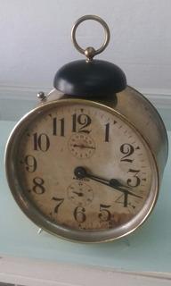 Despertador Ansonia Clock Usa A Cuerda Mesa
