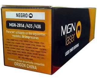 Cartucho Toner Alternativo Mgn 285a/435a/436a