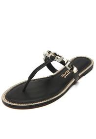 a4f85ce535 Rasteira Santa Lolla Pedraria Sapatos - Sapatos no Mercado Livre Brasil