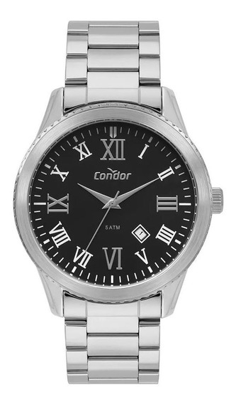 Relógio Condor Co2115kuc-3p - Prata