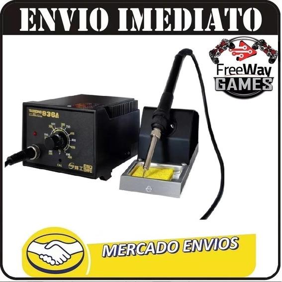 Estacao De Solda 110v - Original - Envio Imediato