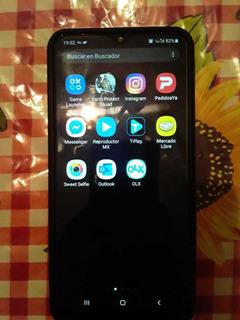 Vendo Samsung A10 O Permuto Por Smartv O Pc