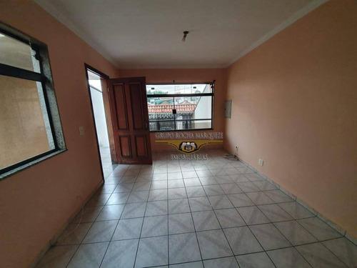 Imagem 1 de 29 de Sobrado Com 3 Dormitórios Para Alugar, 288 M² Por R$ 2.900,00/mês - Jardim Vila Formosa - São Paulo/sp - So0332