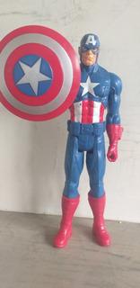 Capitán América Marvel Original Como Nuevo
