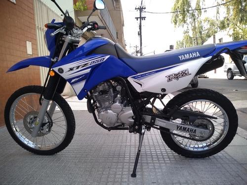 Yamaha Xtz 250 Cc Lander