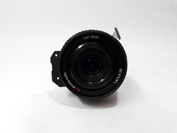 Bloco Otico / Zoom Sony Hvr Hd1000, Montado.