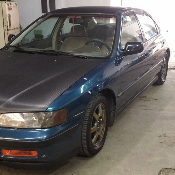 Honda Accord 2.2 Lx Coupe At 1995
