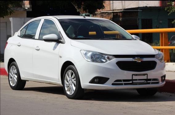 Chevrolet Aveo 1.6 Lt Bolsas De Aire Y Abs Nuevo Mt 2018