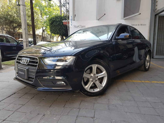 Audi A4 4p Luxury 2.0l Multitronic Piel Front