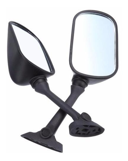 Espelho Retrovisor Suzuki Bandit 1250s 650s - Par Novo