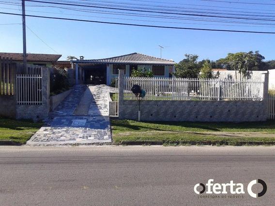 Casa - Campina Da Barra - Ref: 113 - V-113